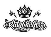King Carlos Tattoo logotype